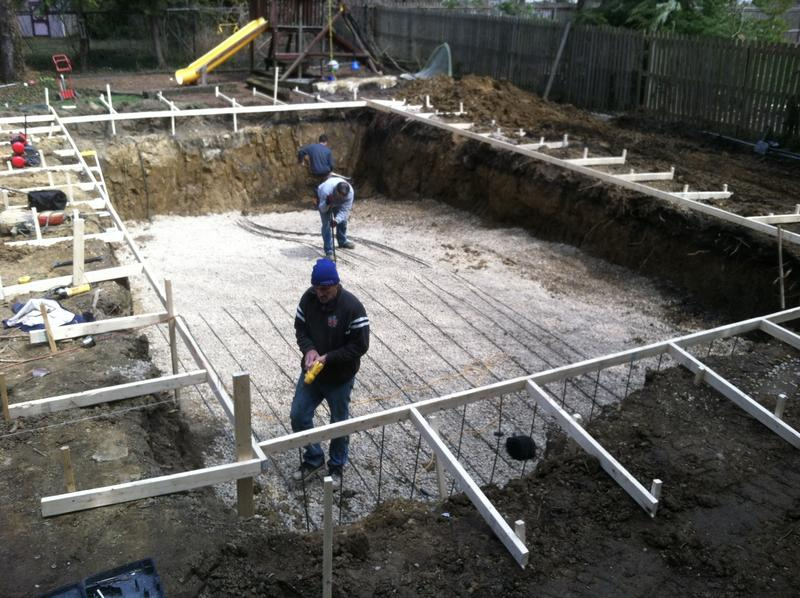 Swimming Pool Installation Service : About us