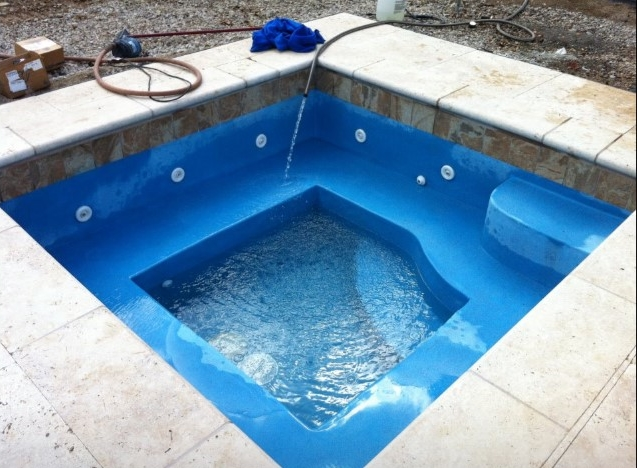 Swimming Pool Installation Service : Residential pool services